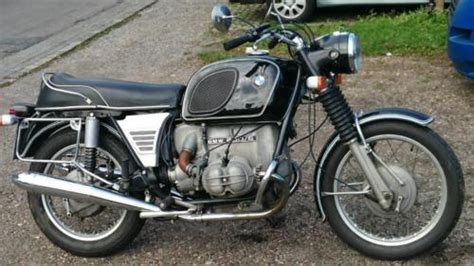 Oldtimer Motorrad Bmw 500 by Bmw 500 R50 5 Original Oldtimer 1971 In Niedersachsen