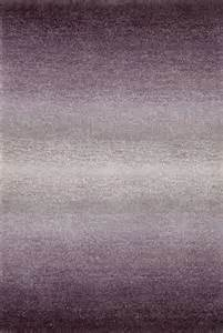 Purple Runner Rugs Trans Ombre 9663 49 Horizon Purple Area Rug