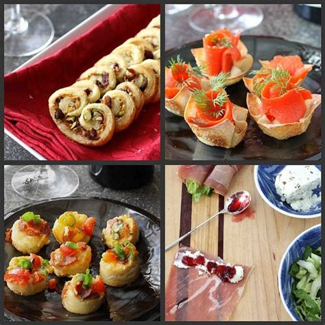 new year home recipes new year s appetizer hors d oeuvres cocktail recipes