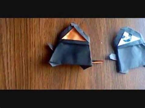 How To Make Origami Emperor Palpatine - origami emperor palpatine