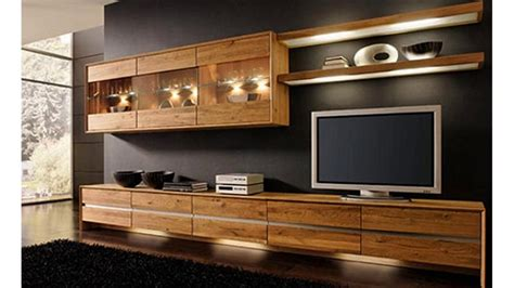 muebles de madera modernos mejor dise 241 o moderno de muebles de madera youtube