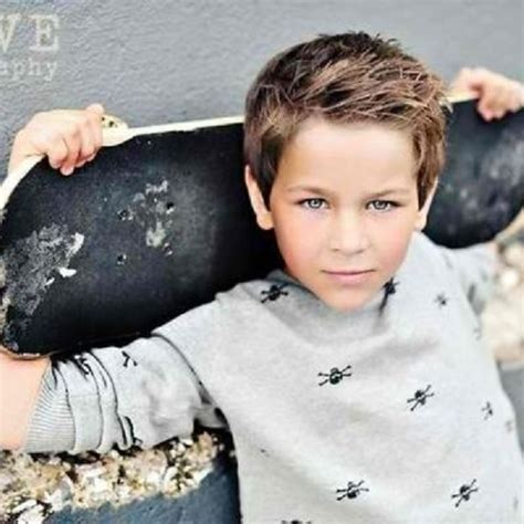 8 yr old boys hair cuts fashionable 33 stylish boys haircuts for inspiration