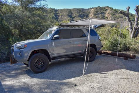 yakima awning rig write up toyota 4runner trd pro scout of mind