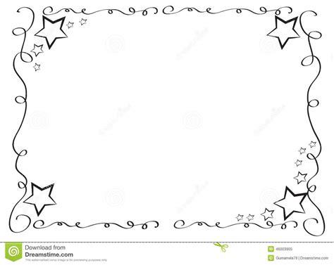 cornice da stare decorative frame border with stock illustration