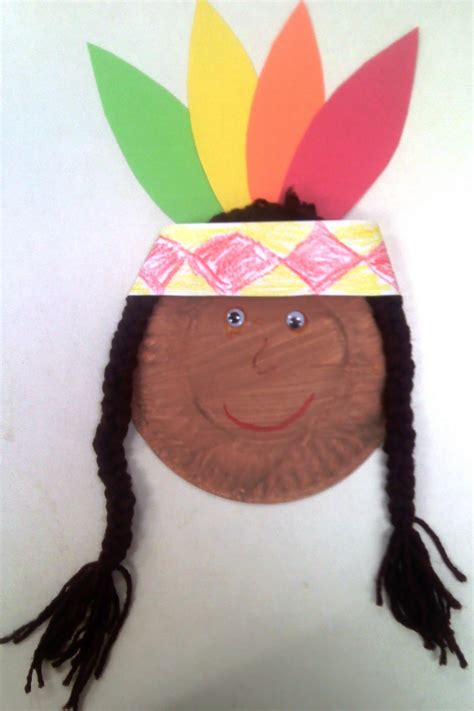 Crafts Made Out Of Construction Paper - crafts for preschoolers paper plate american