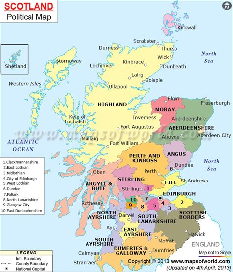 Search In Scotland Political Map Of Scotland Homeschool Curriculum Scotland Scotland