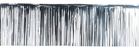 Rideau Lamelle by Rideau Lamelle 50x500 Cm Argent Le Deguisement