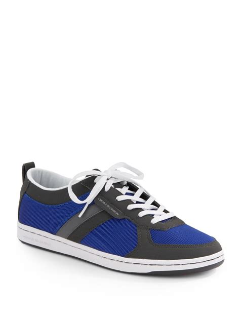 creative sneakers creative recreation dicoco low rise sneakers in blue for