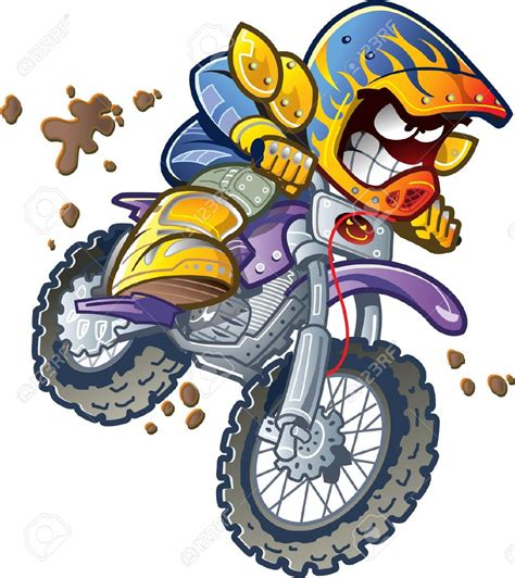 motocross bike free dirtbike clipart clipground