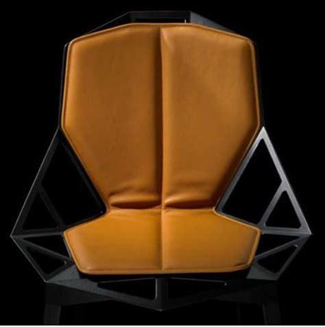 chair one magis chair one cuscino seduta