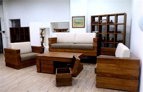 Kursi Buat Ruang Tamu model kursi kayu untuk ruang tamu minimalis terbaru 2018