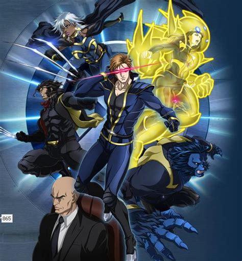 X Anime Tv Series by Anime The Story Worldofblackheroes