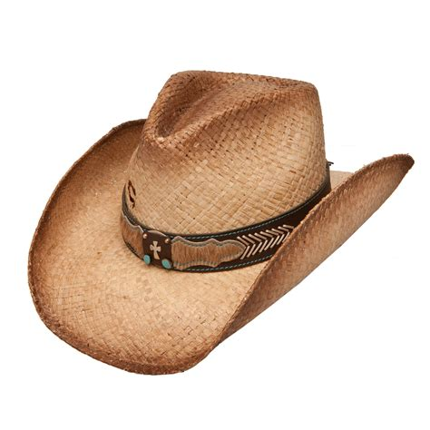 1 mission s western hat