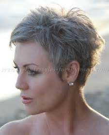 50 gray hair short hairstyles over 50 pixie cut for grey hair pixie