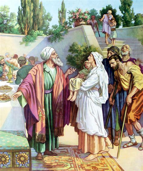 Wedding Feast Bible Bible Stories Wedding Feast Bible Vector 10