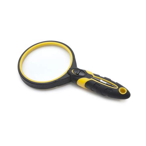 magnifying glass with led light miscellaneous tools titan tools 2 2x magnifying
