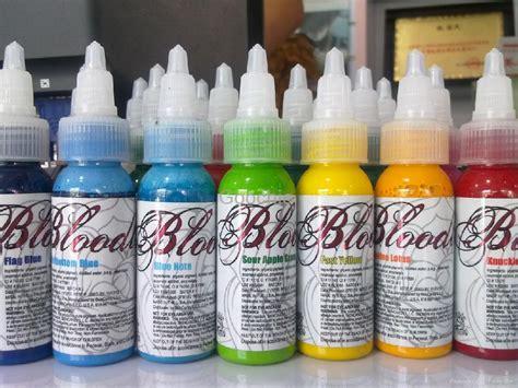 bloodline tattoo ink ink zx sk01 skin china piercing