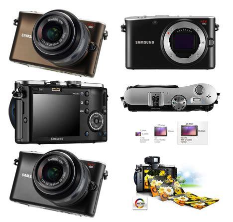 mega tecno: câmera nx100 da samsung