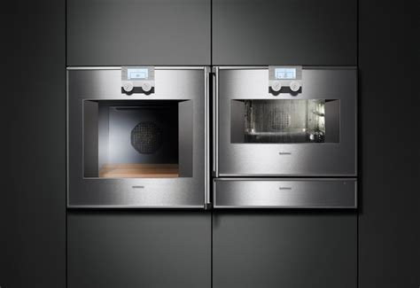Gaggenau Wall Oven and Steam Oven   Appliances : Ovens