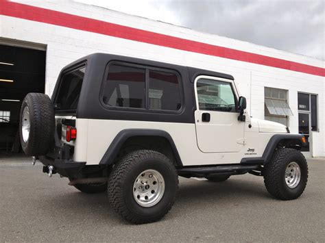 lj jeep rally tops quality hardtop for jeep wrangler unlimited