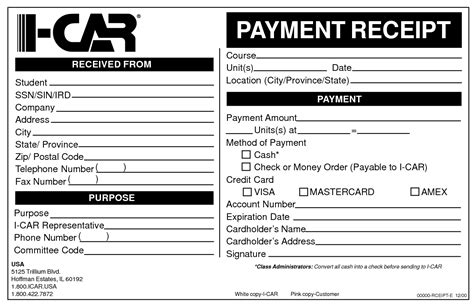 revised invoice template