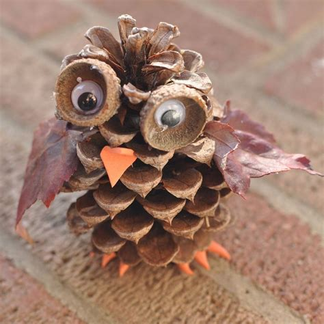 pine cone crafts for nature best 25 nature crafts ideas on nature