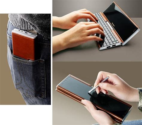 Netbook Lenovo Pocket Lenovo Pocket Netbook Fits In Your Pocket