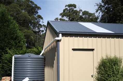 skylights for your shed types of skylights fair dinkum