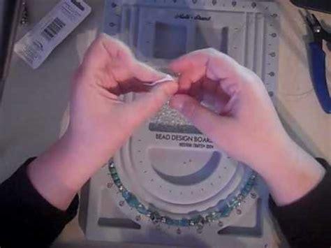 youtube id pattern video 21 how to make a beaded lanyard id badge youtube