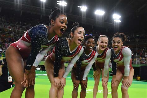 Best Photos From Olympic by Usa S Gymnastics How Team Became Dominant Power