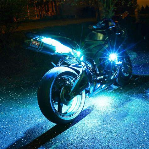 motorcycle underglow led light kit 12 ios android app wifi led motorcycle led