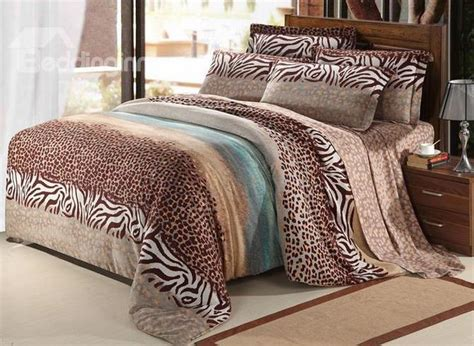 leopard print bedding sets all king size leopard bedding sets on sale buy leopard