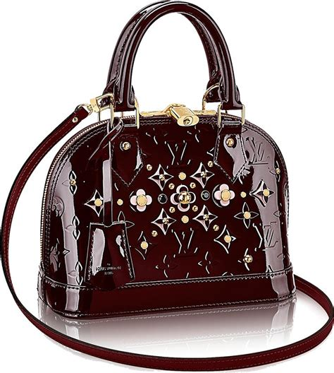 louis vuitton alma flower bag bragmybag
