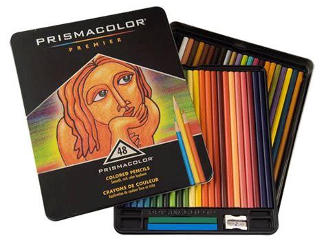 prismacolor premier colored pencils 48 prismacolor premier colored pencil set of 48 rex