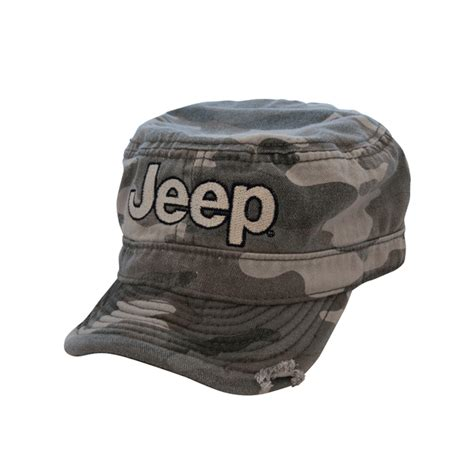 Camo Jeep Hat All Things Jeep Jeep Logo Embroidered Cadet Hat In Green