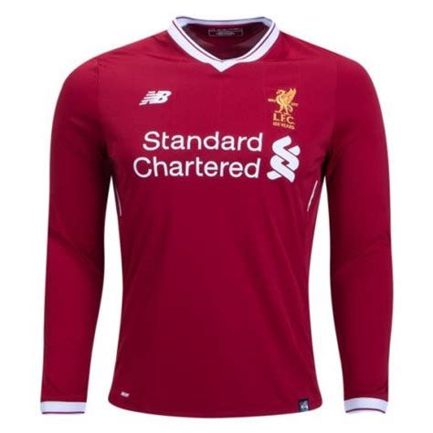Jersey Manchester United Sleeve 2017 2018 Grade Ori jersey liverpool home sleeve 2017 2018 jersey bola
