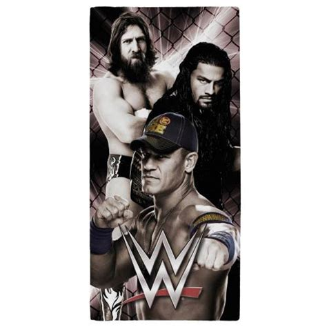 wwe bathroom decor wrestling bathroom accessories official merchandise 2016 17