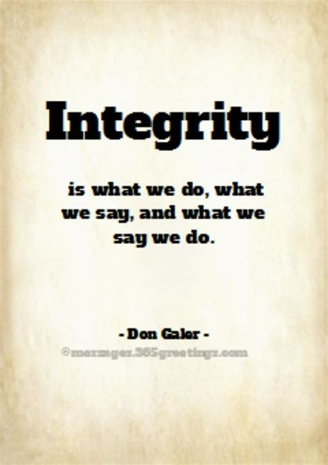 quotes about integrity integrity quotes and sayings 365greetings