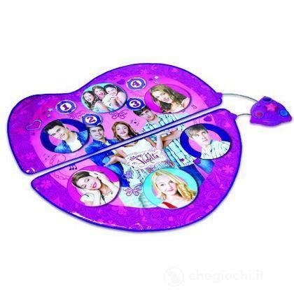tappeto musicale clementoni tappeto musicale violetta strumenti giocattolo smoby