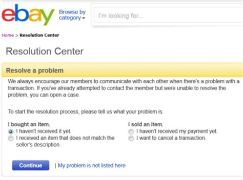 ebay resolution centre ebay changes to user agreement raise questions from sellers