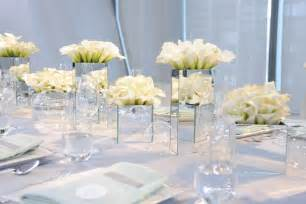 Mirror Vases Centerpieces Jeff Leatham The Art Of Entertaining