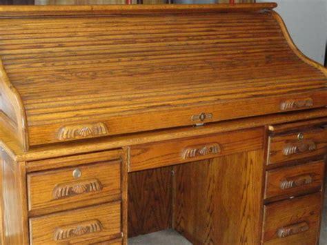 Solid Oak Roll Top Desk Used by Solid Oak Roll Top Desk Paul Home Home