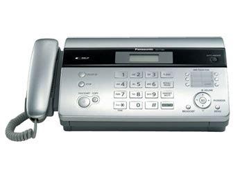 Mesin Fax Panasonic Kx Ft983 Cx mesin fax kertas thermal