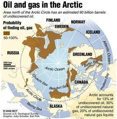 russia: chevron in talks with russia on arctic oil reserves