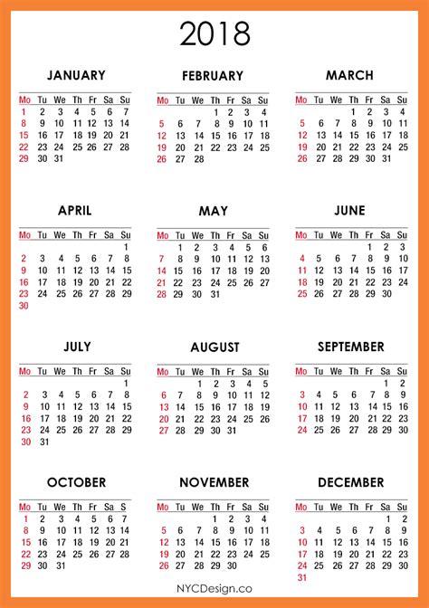 printable calendar 2018 ontario 2018 calendar printable templates blank calendar