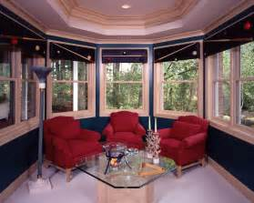 Bay Window Curtain Ideas » Home Design 2017