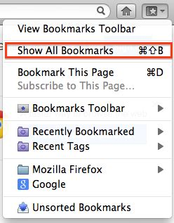 import bookmarks from safar to firefox | leawo tutorial center