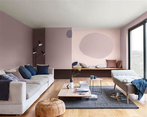 livingroom colours 2018 4 ways to change up your living room with dulux colour of the year 2018 dulux