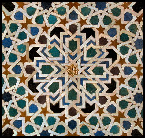 pattern in islamic art islamic art freakwall