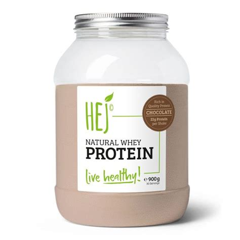 whey protein wann einnehmen hej nutrition hej whey 900g